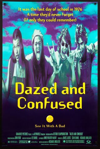 Dazed And Confused (1994) Main Poster