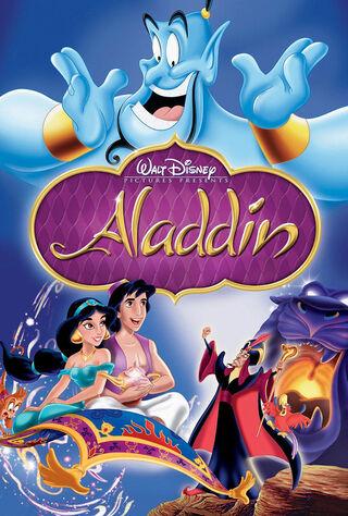 Aladdin (1992) Main Poster