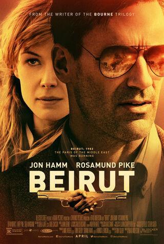 Beirut (2018) Main Poster