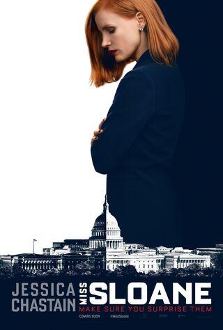 Miss Sloane (2016) Main Poster