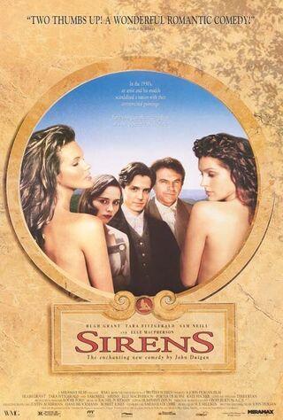 Sirens (1994) Main Poster