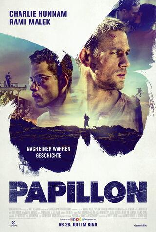 Papillon (2018) Main Poster