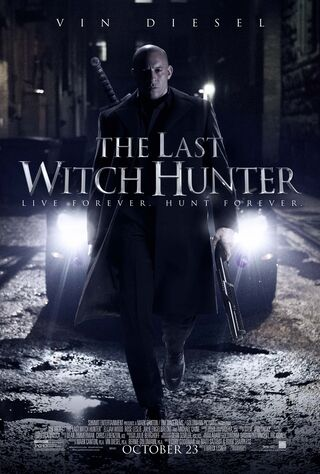 The Last Witch Hunter (2015) Main Poster