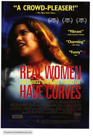 Real Women Have Curves (2002) Main Poster