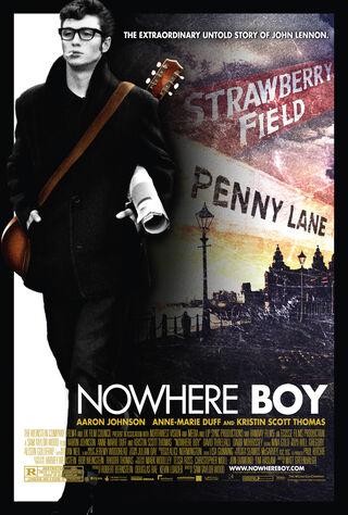 Nowhere Boy (2009) Main Poster