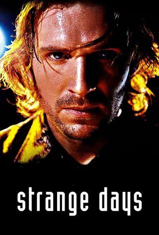 Strange Days (1995) Main Poster