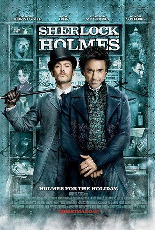 Sherlock Holmes (2009) Main Poster