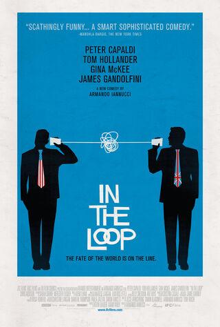 In The Loop (2009) Main Poster