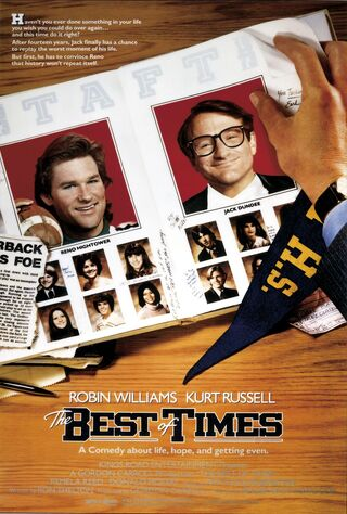 The Best Of Times (1986) Main Poster