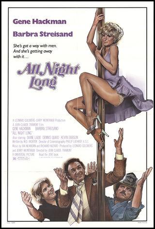 All Night Long (1981) Main Poster
