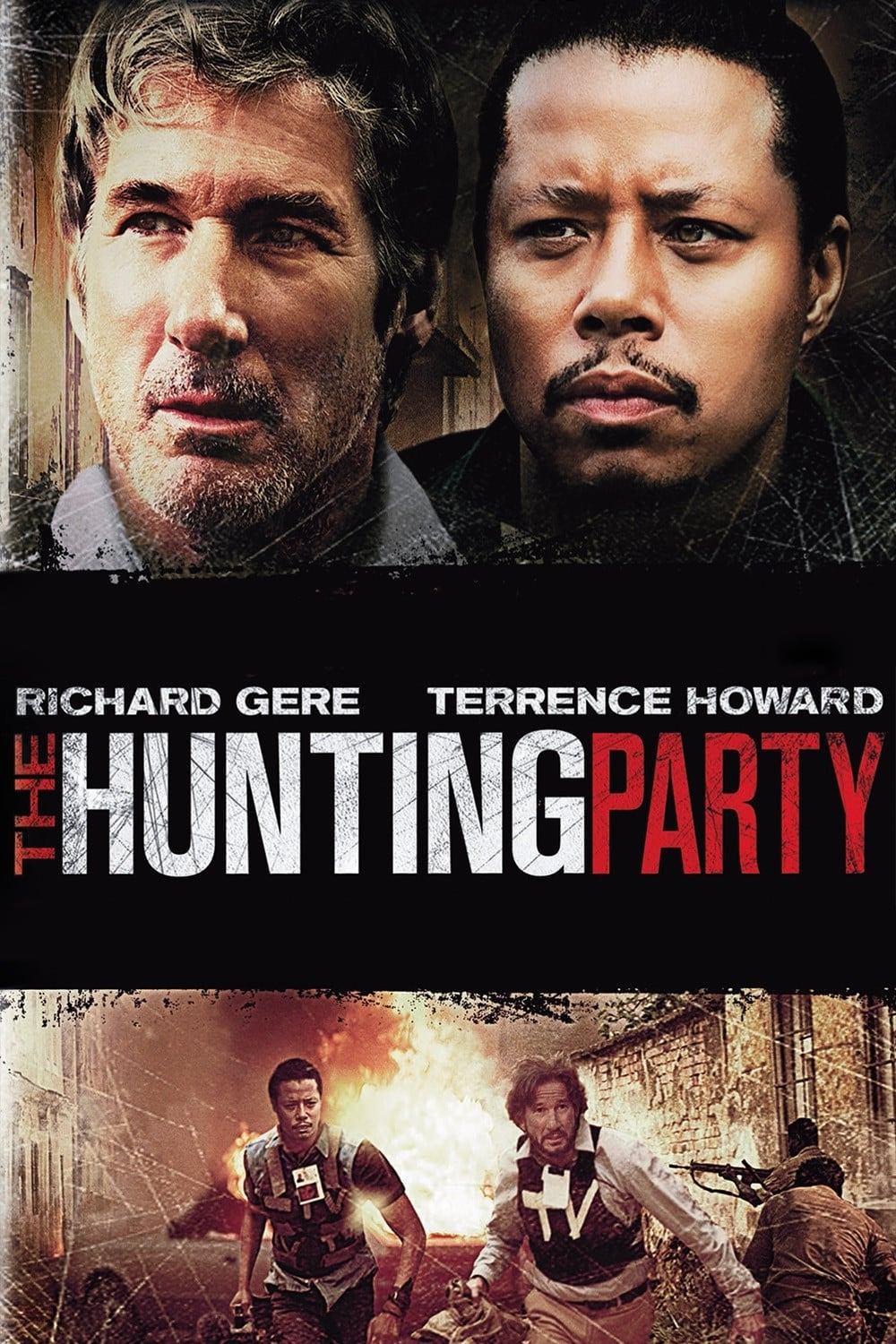 The Hunting Party (2007) Poster #1
