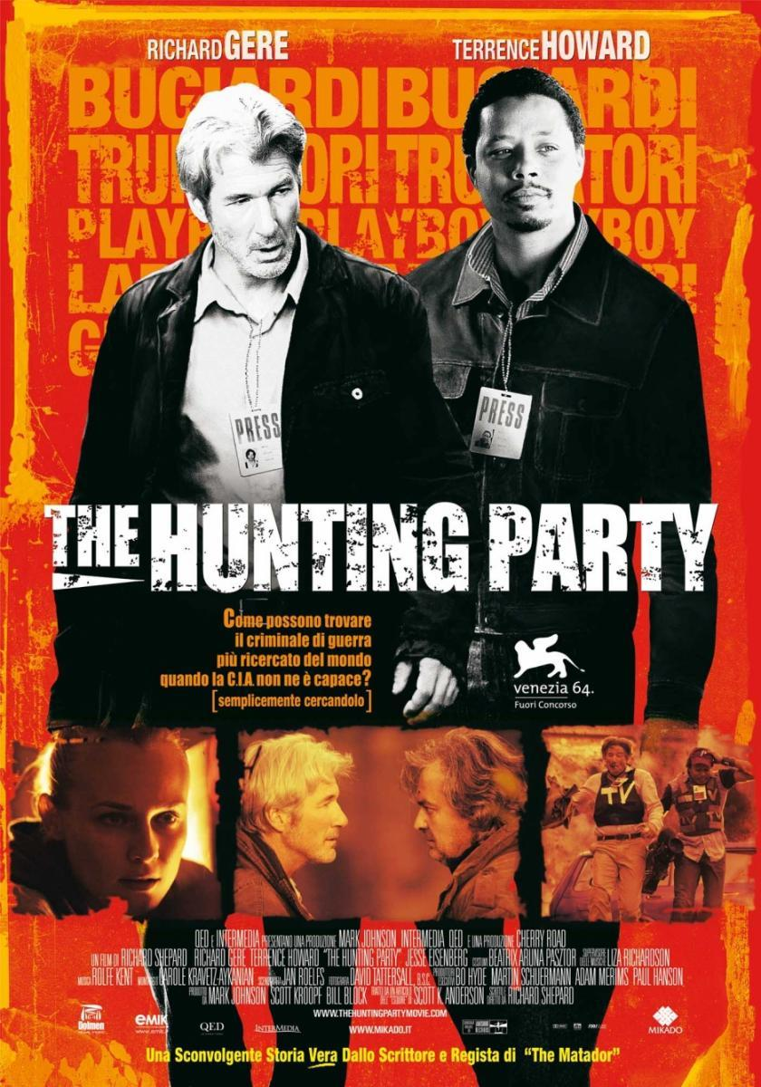 The Hunting Party (2007) Poster #3