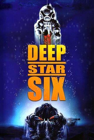 DeepStar Six (1989) Main Poster
