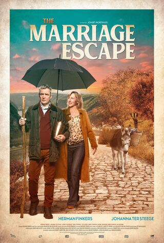 The Marriage Escape (2020) Main Poster