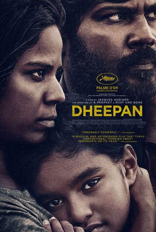 Dheepan (2016) Main Poster