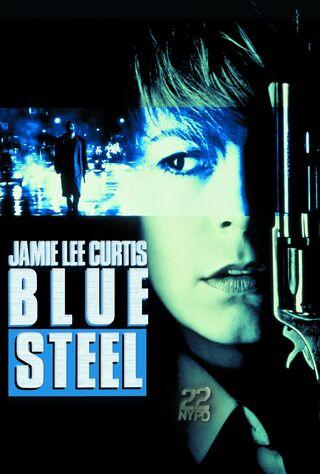 Blue Steel (1990) Main Poster