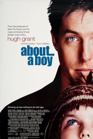 About A Boy (2002) Main Poster