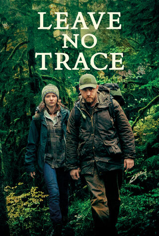 Leave No Trace (2018) Main Poster