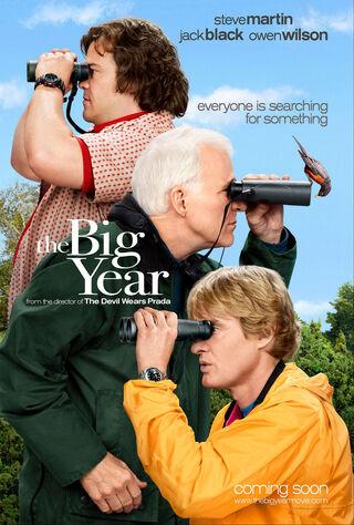 The Big Year (2011) Main Poster
