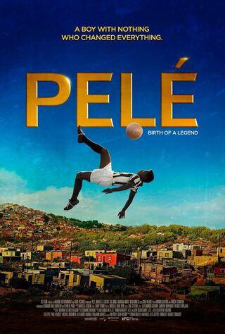 Pele: Birth Of A Legend (2016) Main Poster