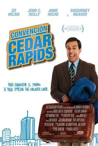 Cedar Rapids (2011) Main Poster