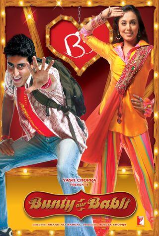 Bunty Aur Babli (2005) Main Poster