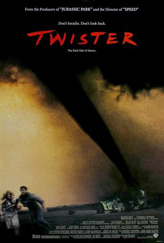 Twister (1996) Main Poster