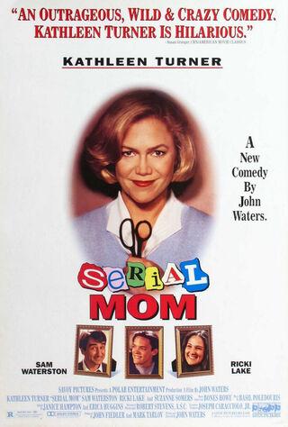 Serial Mom (1994) Main Poster