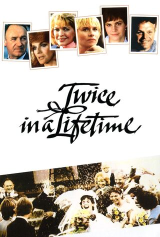 Twice In A Lifetime (1985) Main Poster