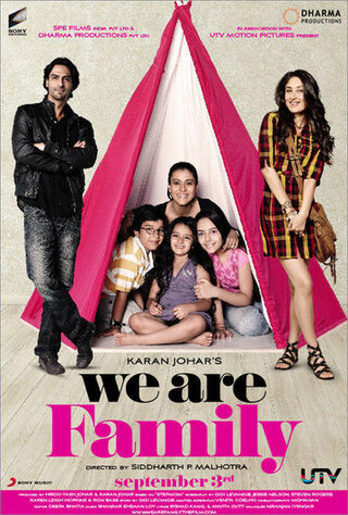 We Are Family (2010) Main Poster