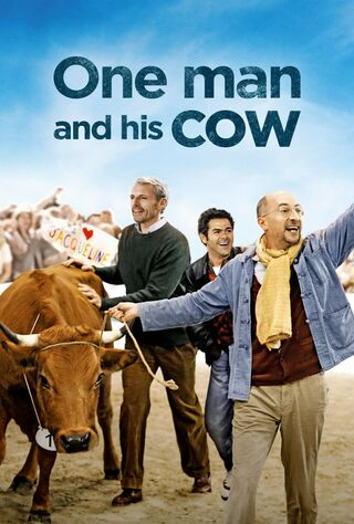 One Man And His Cow (2016) Main Poster