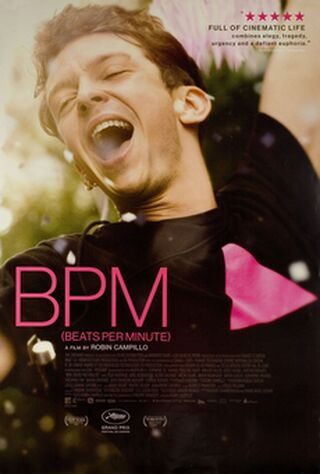 BPM (Beats Per Minute) (2017) Main Poster