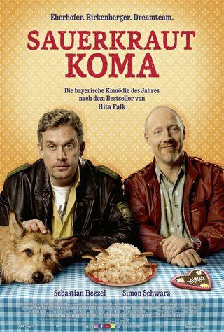 Sauerkrautkoma (2018) Main Poster