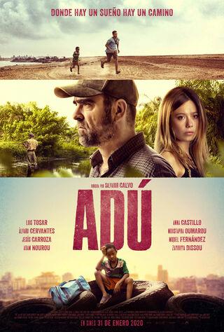 Adu (2020) Main Poster