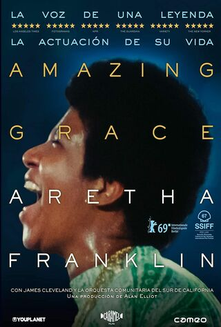 Amazing Grace (2019) Main Poster