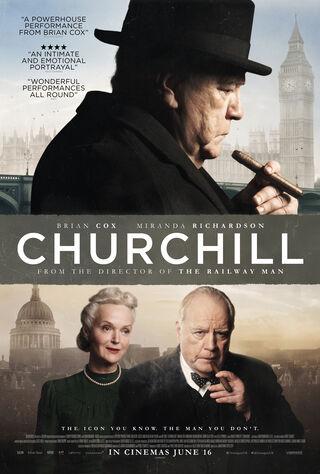 Churchill (2017) Main Poster