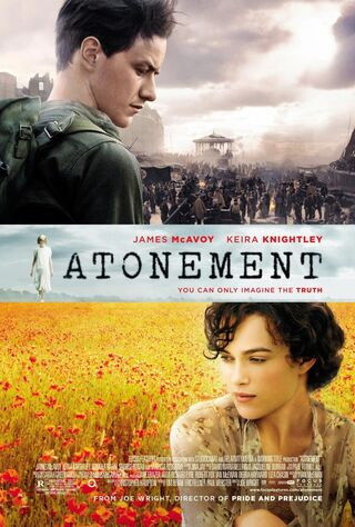 Atonement (2008) Main Poster