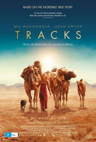 Tracks (2014) Main Poster