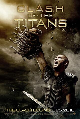 Clash of the Titans (2010) Main Poster