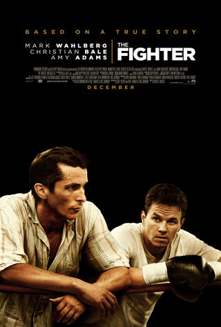 The Fighter (2010) Main Poster