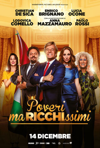 Poveri Ma Ricchissimi (2017) Main Poster