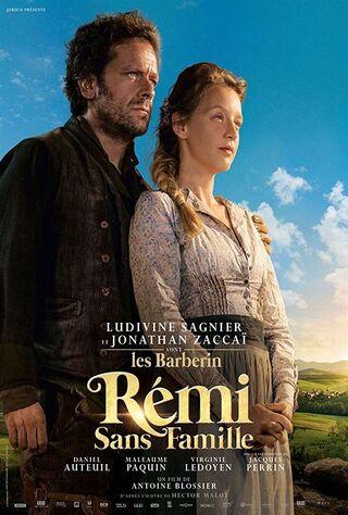 Remi, Nobody's Boy (2018) Main Poster