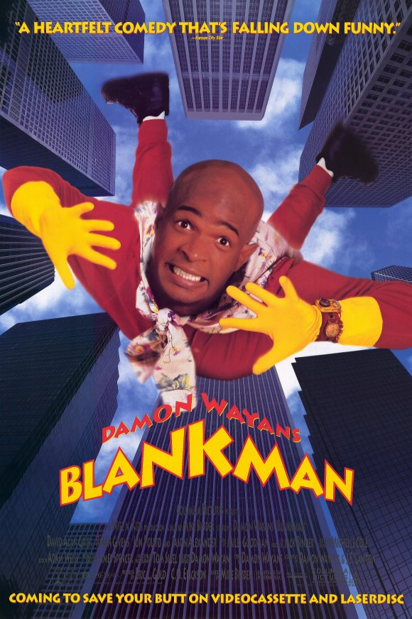Blankman (1994) Main Poster