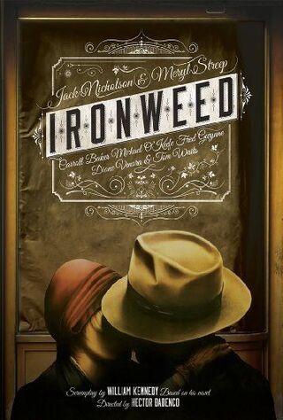 Ironweed (1988) Main Poster