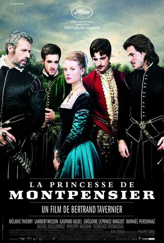 The Princess Of Montpensier (2010) Main Poster