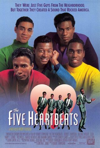 The Five Heartbeats (1991) Main Poster