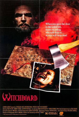 Witchboard (1987) Main Poster