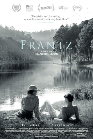 Frantz (2017) Main Poster