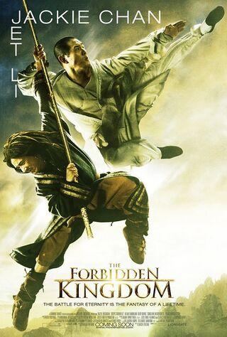 The Forbidden Kingdom (2008) Main Poster
