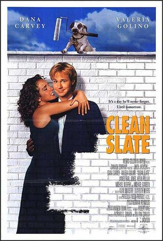 Clean Slate (1994) Main Poster